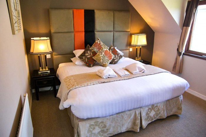 first floor junior suite at rosemount hotel pitlochry