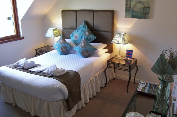 Pitlochry regular double room- no pets