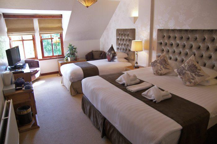 family room at rosemount hotel pitlochry