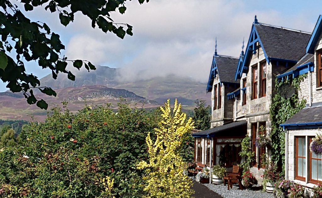 Rosemount Hotel Pitlochry accommodation