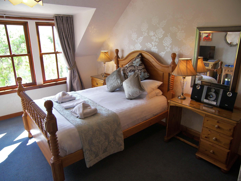 premium double bedroom at rosemount hotel