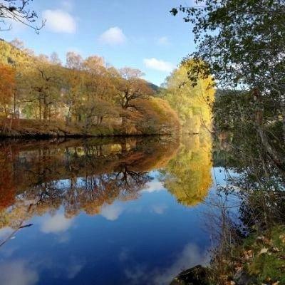 Faskally in Autumn